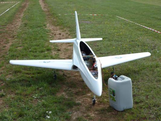 Jet - Fin de montage